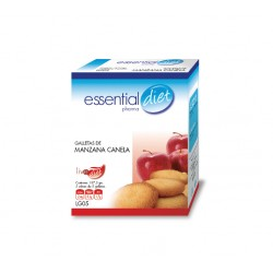 GALLETAS DE MANZANA CANELA ESSENTIAL DIET
