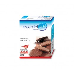 GALLETAS DE CHOCOLATE ESSENTIAL DIET