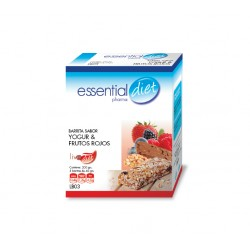 BARRITA SABOR YOGUR Y FRUTOS ROJOS ESSENTIAL DIET