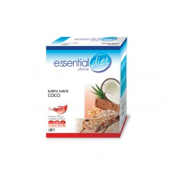 BARRITAS SABOR COCO ESSENTIAL DIET