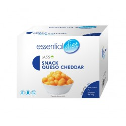 SNACK QUESO CHEDDAR ESSENTIAL DIET
