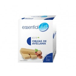 OBLEA DE AVELLANA ESSENTIAL DIET