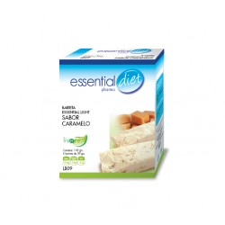 BARRITAS LIGHT CARAMELO ESSENTIAL DIET