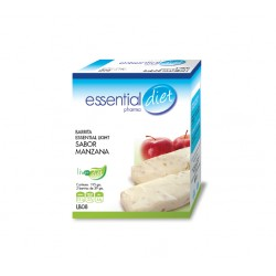 BARRITAS LIGHT MANZANA ESSENTIAL DIET