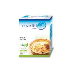 PASTEL DE BACON ESSENTIAL DIET