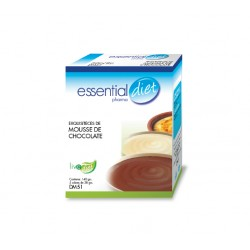 EXQUISITECES DE MOUSE DE CHOCOLATE ESSENTIAL DIET