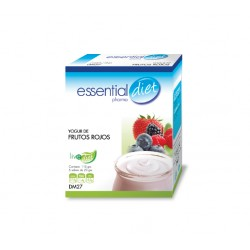 YOGUR DE FRUTOS ROJOS ESSENTIAL DIET