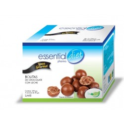 BOLITAS DE CHOCOLATE CON LECHE ESSENTIAL DIET