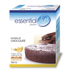 PASTEL DULCE DE CHOCOLATE ESSENTIAL DIET