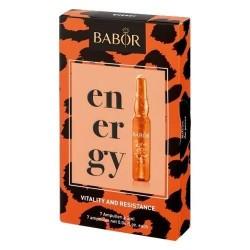 Ampollas Energy Babor