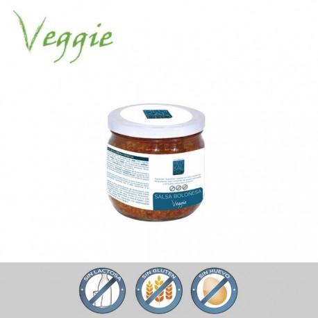 Salsa boloñesa vegana (320g) MEDIKALPRO