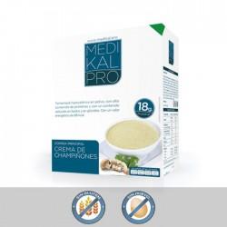 Crema de champiñones (7uds) MEDIKALPRO