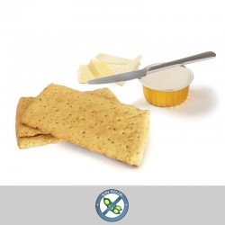 Pack Cracker de romero + Untables de queso MEDIKALPRO