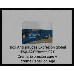 BOX ANTIARRUGAS EXPRESIÓN GLOBAL ANESI