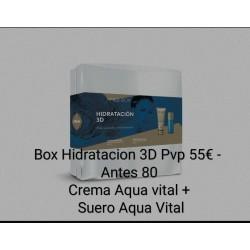 BOX HIDRATACIÓN 3D ANESI