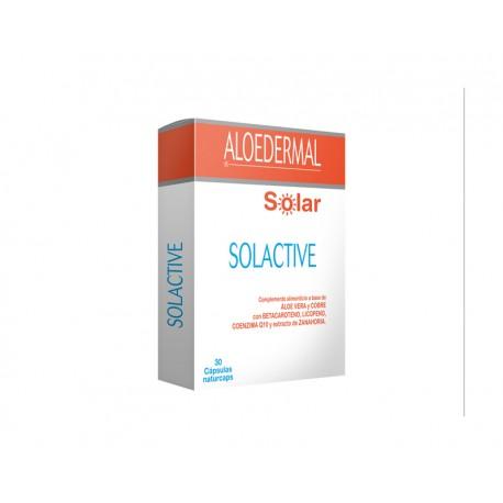 ALOE SOLAR SOLACTIVE (30 NATURCAPS) ESI - TREPAT DIET
