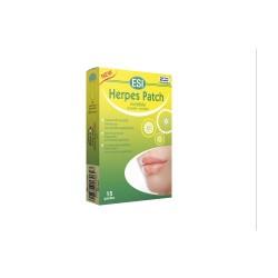 HERPES PATCH PARCHES TRANSPARENTES (15 PARCH.) ESI - TREPAT DIET