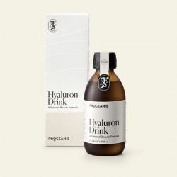 Bebida hialurónica - Botella mono - PROCEANIS