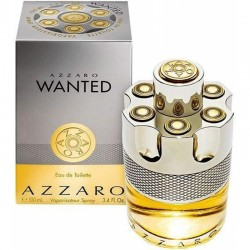 AZZARO WANTED MAN EDT 100 ML (SIN CAJA)