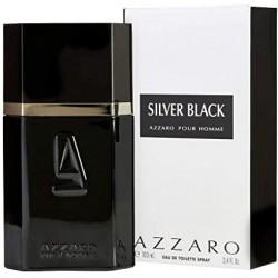 AZZARO SILVER BLACK EDT 100ML